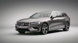 223629 New Volvo V60   exterior design