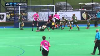 Nottingham Trent University v University of Nottingham (Men - 05/05/2015)