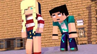 Minecraft: O FILME! #02 - A NAMORADA PERFEITA - CrazyCraft 3.0