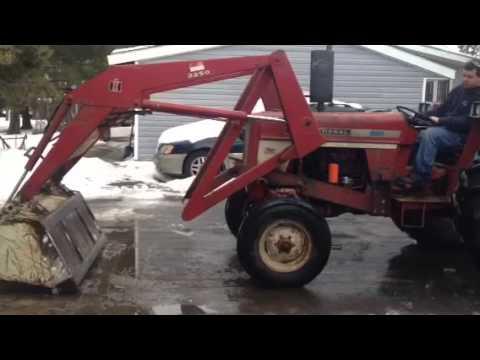 international 2250 loader on an international 674 tractor IH 574 Wiring-Diagram International 574 Problems