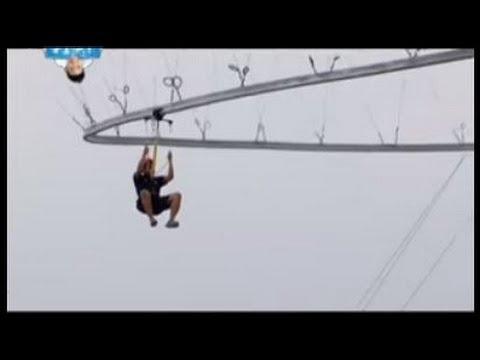 aha the extreme roller coaster zipline experience youtube