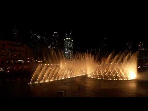 The Dubai Fountain | Dubai Mall | #3