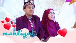 Mahligai Cinta (2019) - Dato' Ustazah Siti Nor Bahyah Mahamood & Suami Terima Menantu   Wed, Feb 20