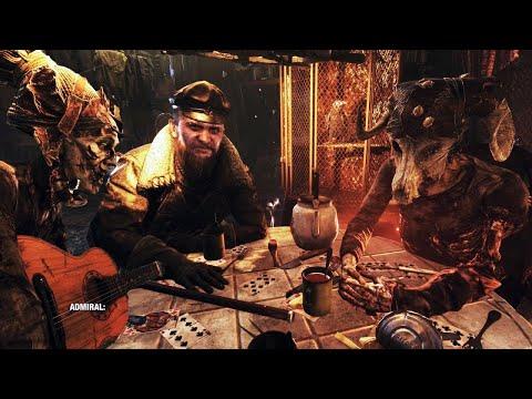 METRO EXODUS Admiral Theme on acoustic guitar | Alexey Omelchuk | Guitar Me School Aleksandr Chuiko