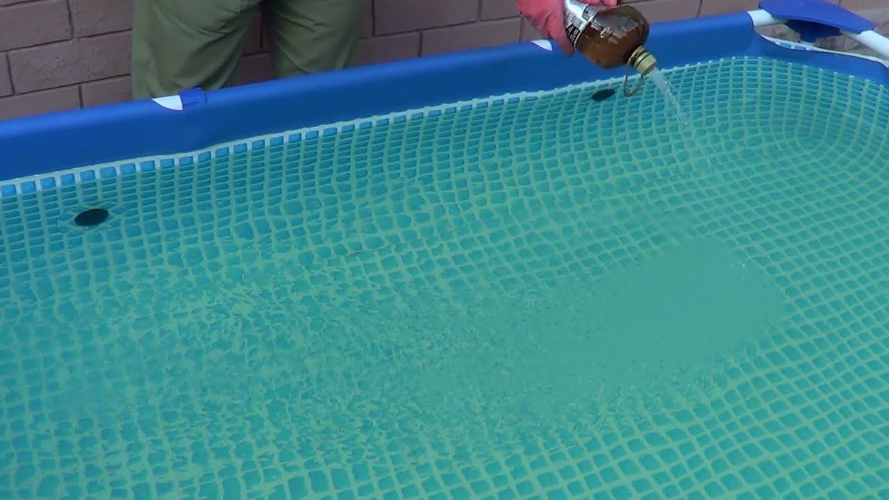 Пергидроль (пероксид водорода): химический состав, свойства, сферы применения. Перекись водорода для бассейна: рекомендации, сочетание с другими средствами очистки.