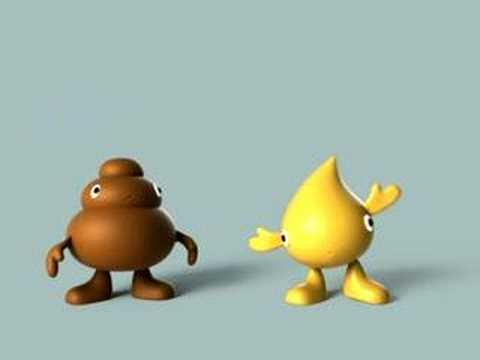 Pee&Poo animated