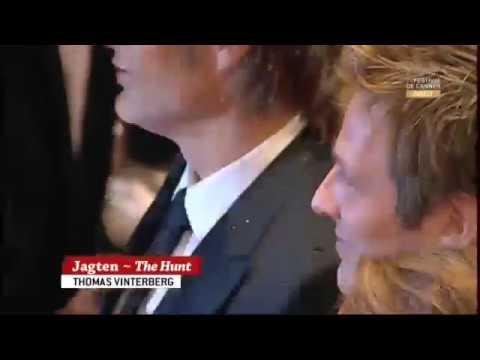 Mads Mikkelsen The Hunt Cannes Film Festival Red Carpet