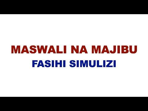 Download maswali na majibu fasihi simulizi | maswali ya fasihi simulizi kcse | fasihi simulizi