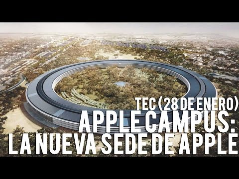Apple Campus: La nueva sede de Apple en Cupertino, California