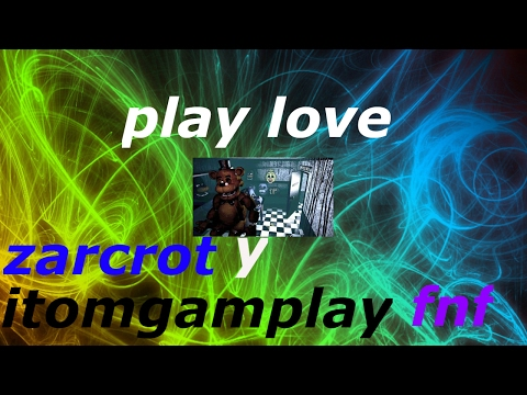 Play Lover Fnf Zarcrot Itowngamplay