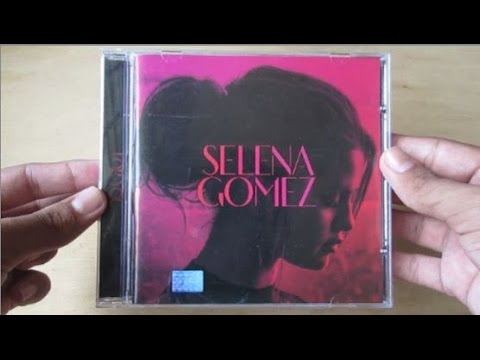 For You - Selena Gomez (Album Deluxe Edition) - Unboxing CD en Español