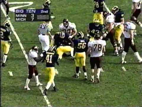 1997: Michigan 24 Minnesota 3