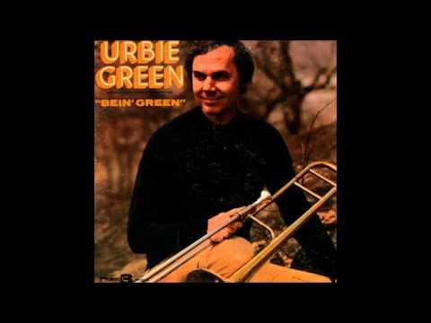 Urbie Green trombone playing Bein'Green