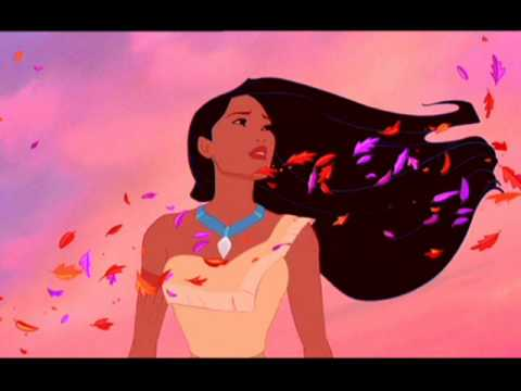 Pocahontas ~ Colours of the wind - Cover - YouTube