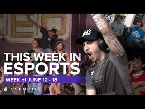 This Week in Esports: CEO Top 8 Entrances, Jeremy Lin Casts Dota 2 and xms' Insane One-Tap Ace