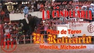 """Rancho La Candelaria (FFF) en """"El Relicario"""" de Morelia, Michoacán 2015"""