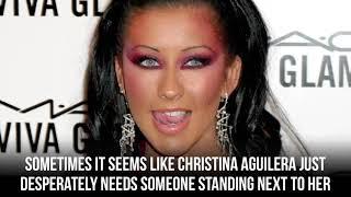 TheTalko! 10 Cringeworthy Celeb Makeup DISASTERS