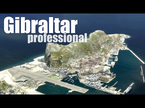 Gibraltar professional – Official Video