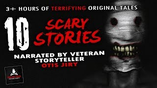 10 Scariest Stories Compilation ― 3+ Hour Creepypasta Horror Story Collection 2018