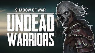 UNDEAD WARRIORS IN SHADOW OF WAR? // Shadow of War Speculation