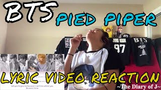 Video BTS - Pied Piper Lyrics | Reaction! [YASS! SAVE ME AND RUIN ME BANGTAN!!] download MP3, 3GP, MP4, WEBM, AVI, FLV Juli 2018