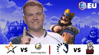 Video CRL Europe: Allegiance v. Team Dignitas  | Misfits v. Team Liquid download MP3, 3GP, MP4, WEBM, AVI, FLV September 2018