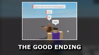 ROBLOX NPCs are becoming smart! 3 (All Endings)