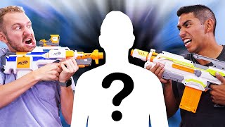 NERF Mystery Traitor Challenge!