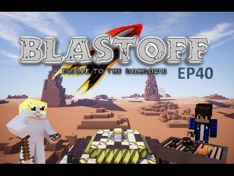 Minecraft FTB Blastoff EP40 Pressure Chamber