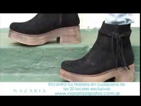 71f99b72 Nazaria Zapatos. Colección Otoño-invierno 2015. Programa 16-4-15 ...