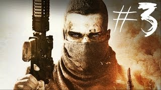 Spec Ops The Line - Gameplay Walkthrough - Part 3 - Mission 3 - UNDERNEATH