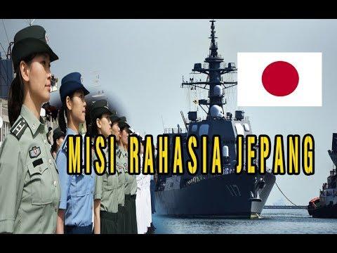 PANASI CHINA JEPANG KIRIM 3 KAPAL PERANG BESAR KE INDONESIA SIAP MELINDUNGI ASEAN