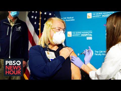 PBS NewsHour: U.S. begins vaccinations as COVID-19 deaths reach 300,000