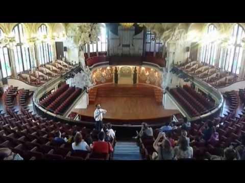 Palacio de la musica Catalana