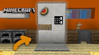 fridge minecraft xbox modern edition pocket
