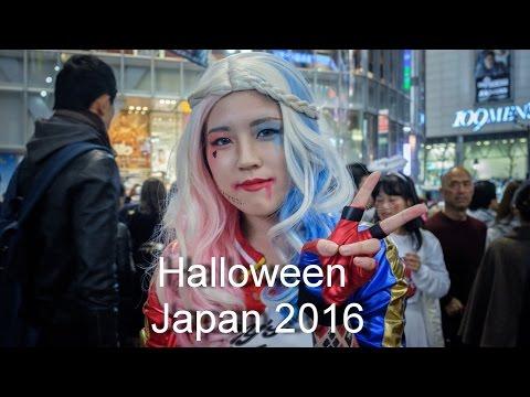 Halloween Slideshow - Japan 2016