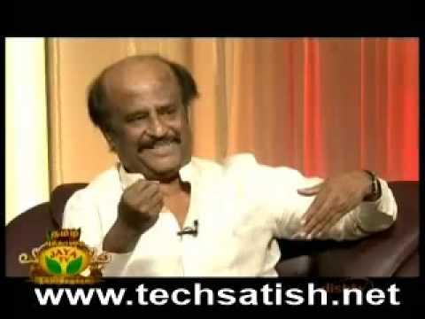 Best part of Rajni - Apr 14, 2014 Interview