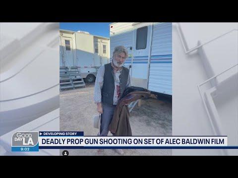 'No words': Alec Baldwin says 'heart is broken' after fatal prop gun shooting