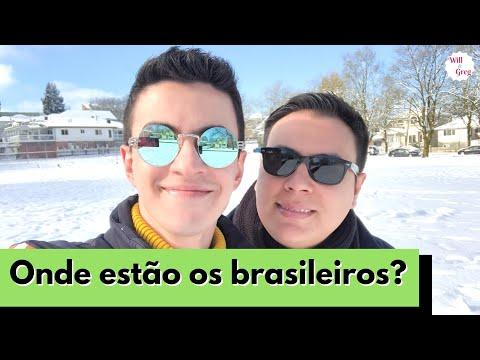 ONDE MORAM OS BRASILEIROS NO CANADÁ E PORQUÊ?