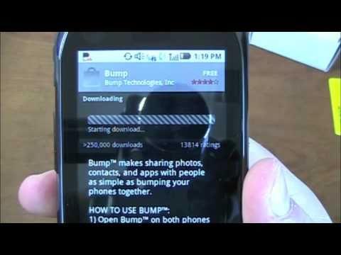 Motorola i1 Unboxing