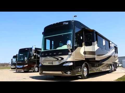 2017 Newmar Essex Luxury Motor Coach