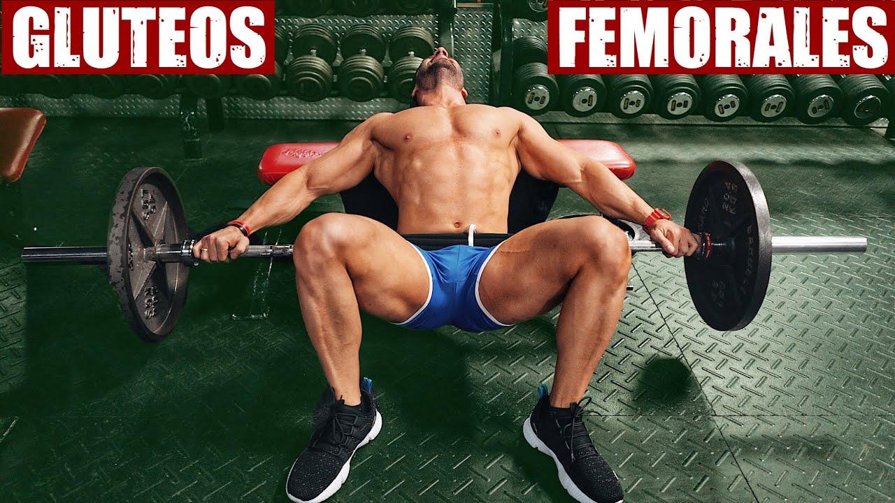 rutina de ejercicios para glúteos hombres