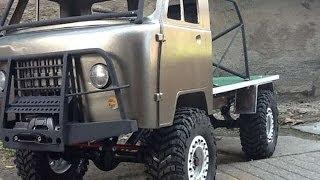 видео Тюнинг УАЗ 3303 головастик. Фото салона, бортовой и кабины