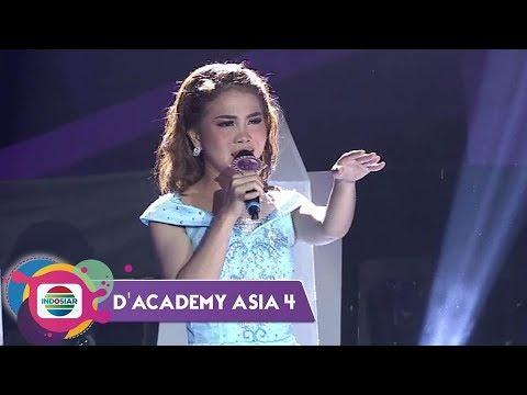 GA NYANGKA!! Wany Kayrie, Malaysia Bisa NGE-RAP! | DA ASIA 4