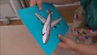 家庭保育園たのしい幼児のパズルをやってみました。 幼児教育、早期教育...