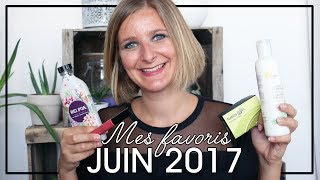 Mes Favoris de Juin 2017 : maquillage, soins, box, magazines...