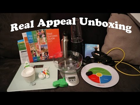 Real Appeal Unboxing