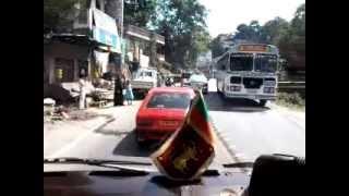 Akurana town central srilanka