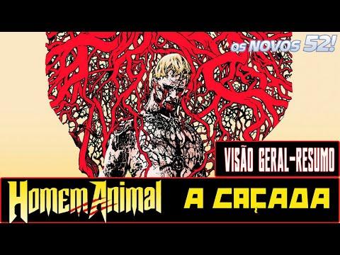 CRÍTICA: Homem-Animal Vol 1 - A Caçada (2012)