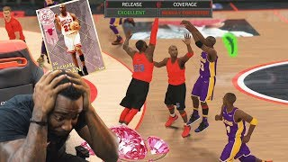 MOST OVERPOWERED CARD IN NBA 2K HISTORY! PINK DIAMOND JORDAN  MYTEAM